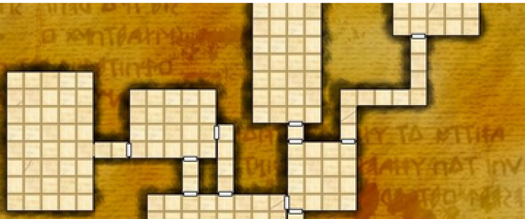 Random Dungeon Map Creator » The Geek Pages on
