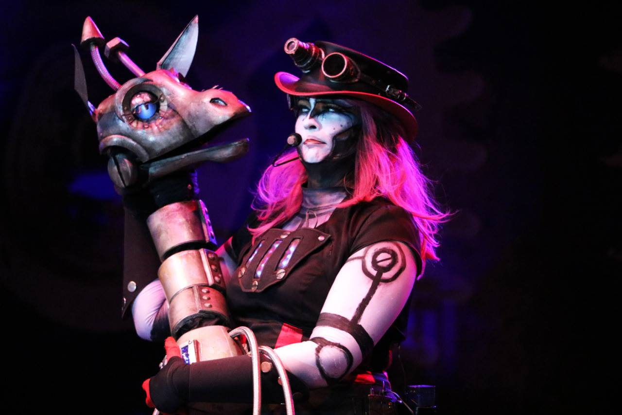 image of Steam Powered Giraffe - Rabbit | TheGeekPages.com