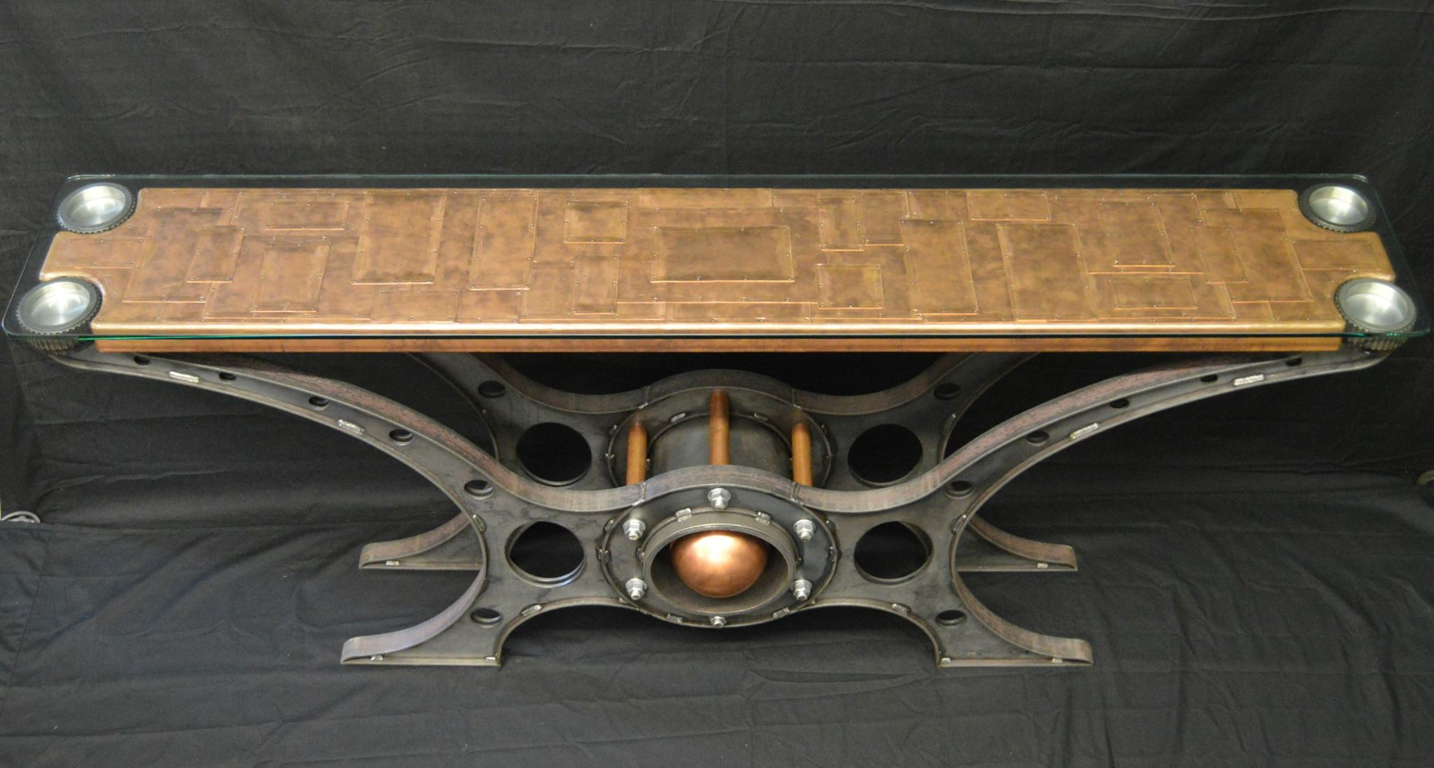 image of Coffee Table by The Machine Brothers | TheGeekPages.com
