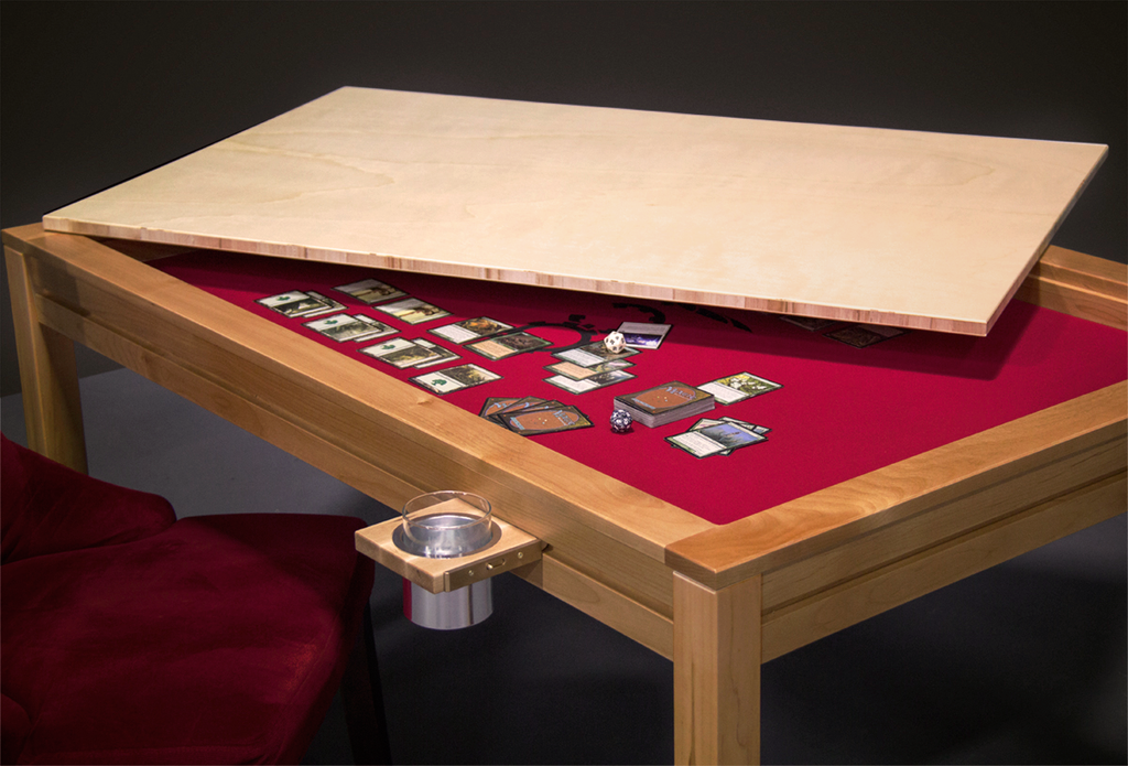 image of Drop Ship dining table by Geek Chic   TheGeekPages.com