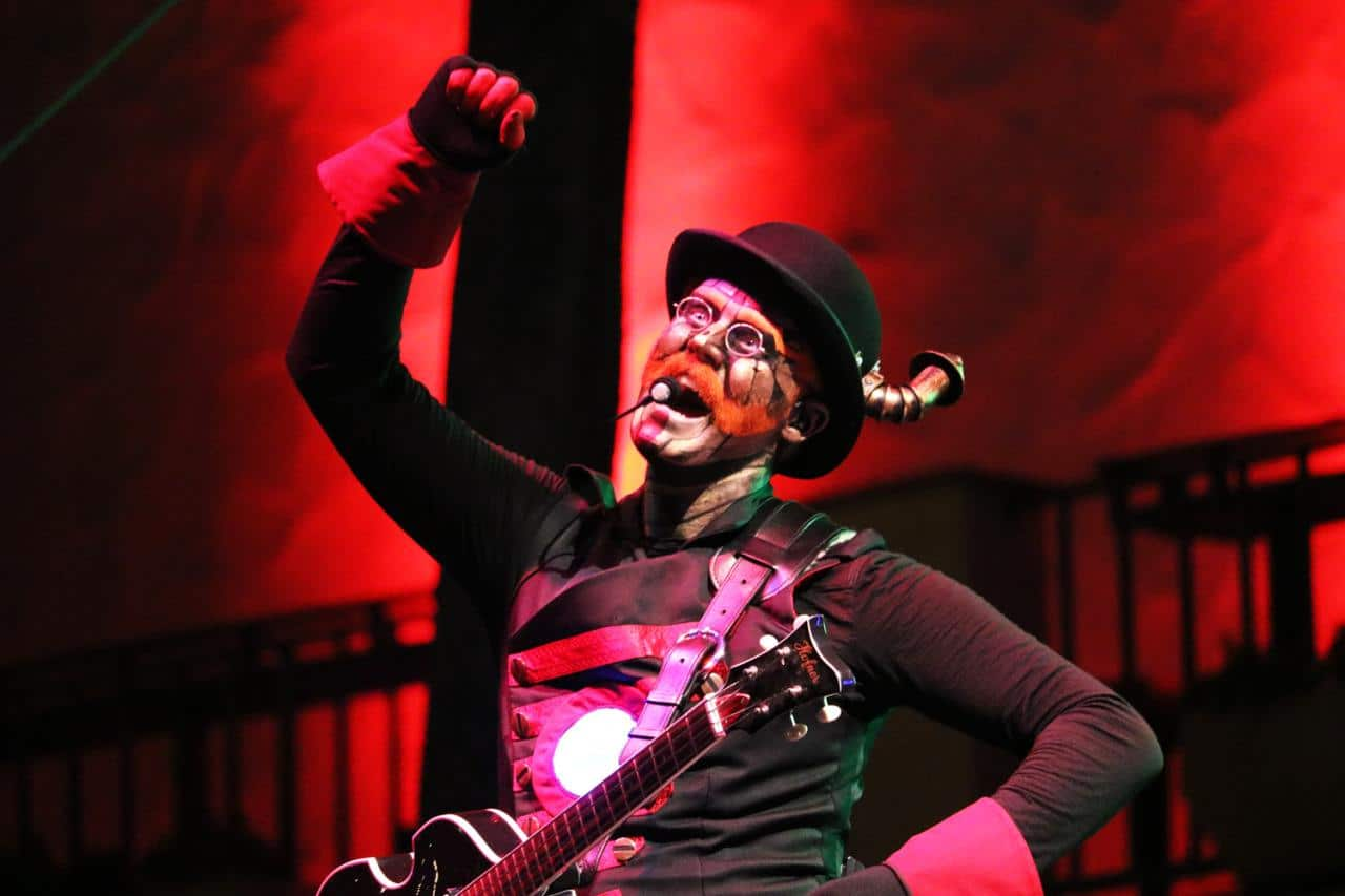 image of Steam Powered Giraffe - Hatchworth | TheGeekPages.com