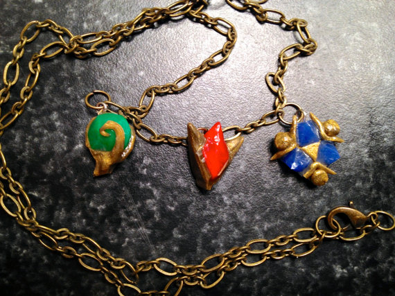 image of Spiritual Stones necklace by Geekout Props | TheGeekPages.com