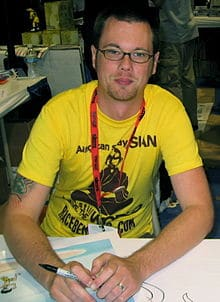 image of Mike Krahulik of Acquisitions, Inc. | TheGeekPages.com