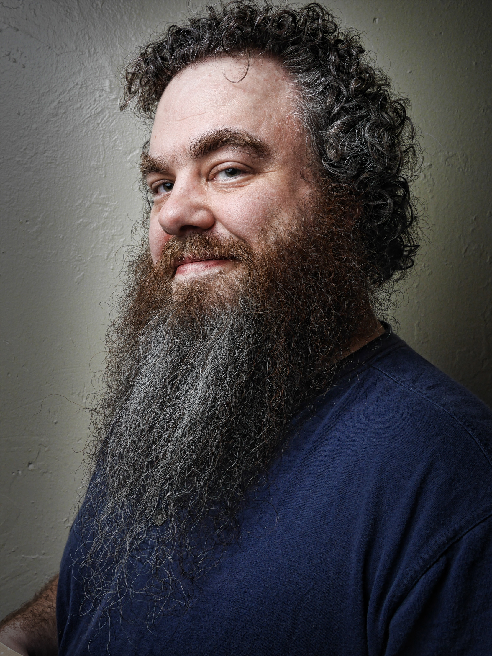 image of Patrick Rothfuss of Acquisitions, Inc. | TheGeekPages.com