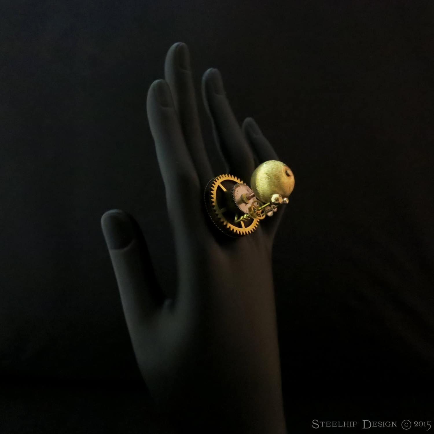 image of Planets ring by Steelhip Design | TheGeekPages.com