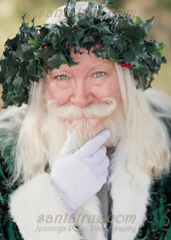 Santa Thomas the Storyteller | TheGeekPages.com