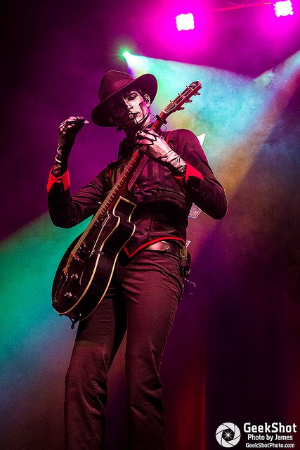 image of Steam Powered Giraffe - the Spine | TheGeekPages.com