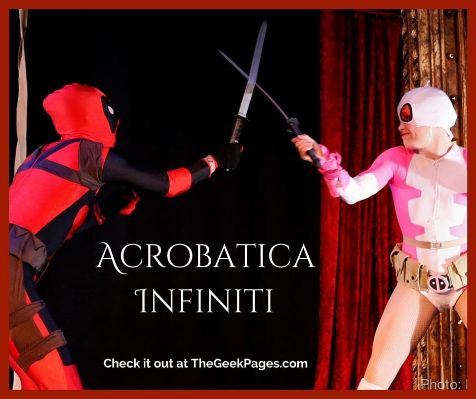 Featured Listing: Acrobatica Infiniti | TheGeekPages.com