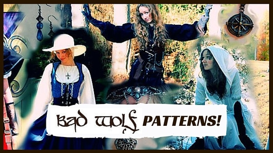banner image for Featured Listing: Bad Wolf Patterns