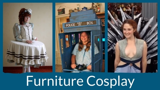 banner for Clever Furniture Cosplay | TheGeekPages.com