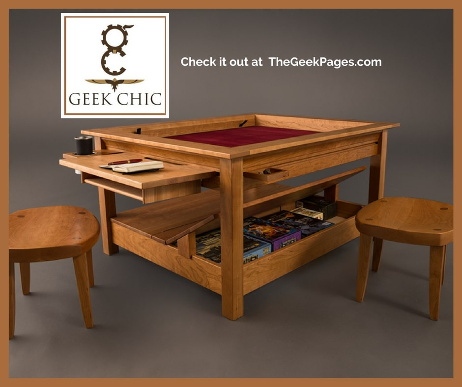 Featured Listing: Geek Chic | TheGeekPages.com