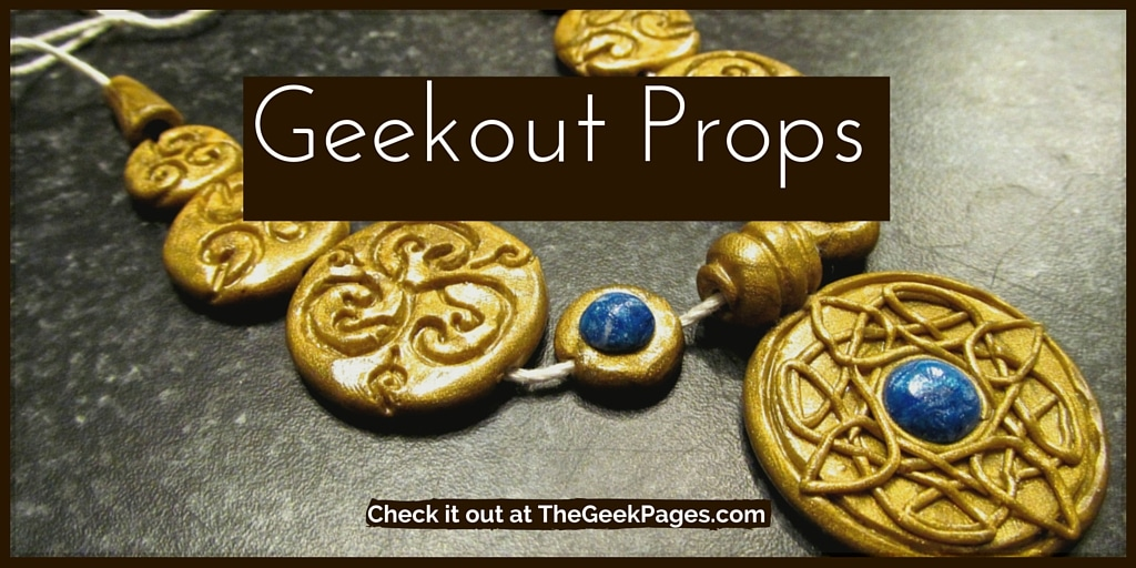 Featured Listing: Geekout Props | TheGeekPages.com