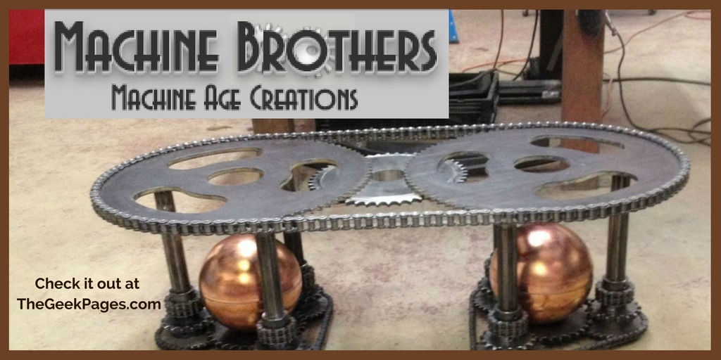 Featured Listing: The Machine Brothers