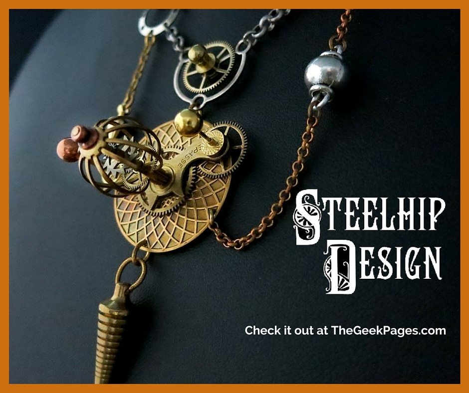 image of Featured Listing: Steelhip Design | TheGeekPages.com