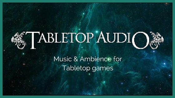 Featured Listing: Tabletop Audio | TheGeekPages.com
