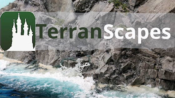 Featured Listing: TerranScapes banner | TheGeekPages.com