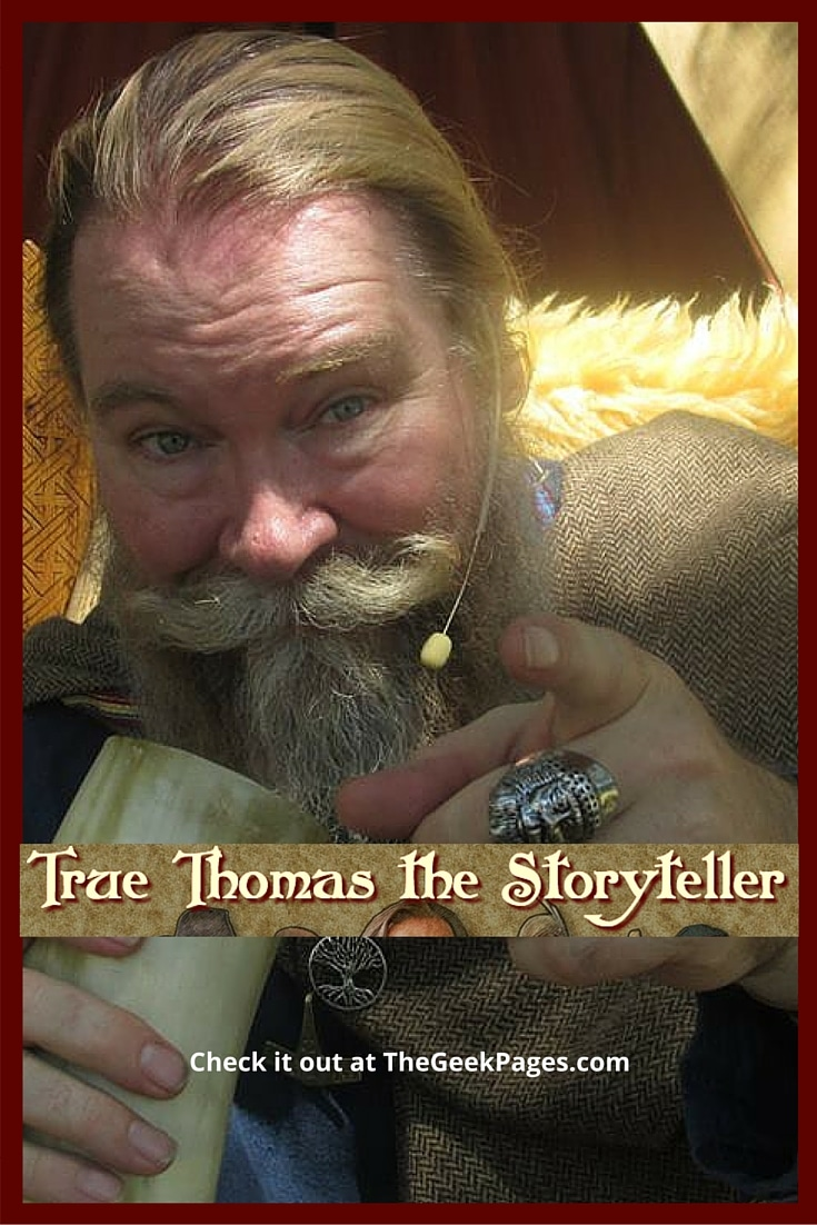Featured Listing: True Thomas the Storyteller | TheGeekPages.com