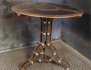 image of Table by The Machine Brothers | TheGeekPages.com